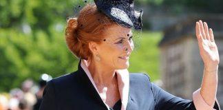 Sarah Ferguson news Duchess opens up on mental health Image GETTY