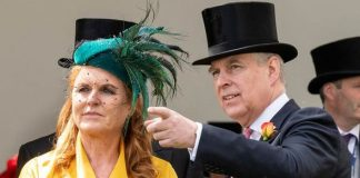 Sarah Ferguson will not be spending Christmas with Prince Andrew Image GETTY