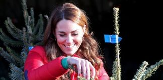 The Duchess of Cambridge has revealed what Christmas tree the royals favour Image GETTY