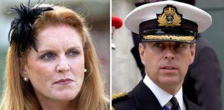The Duke and duchess of York Image Getty