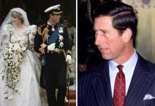 The Prince and Princess of Wales Image Getty