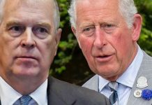 The Prince of Wales and Duke of York Image GETTY