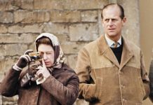 The Queen loves photography and has often been spotted using a camera Image GETTY