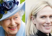 Zara Tindall and Queen The sign Zara plays key Royal Family role despite not having title Image GETTY