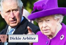 HM the Queen and the Prince of Wales