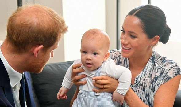 Harry, Meghan and Archie plan to split their time between the UK and North America