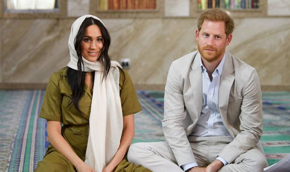 A rift has came between Meghan and Harry and the rest of the royal family as they step back