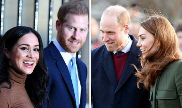 Kate Middleton Prince William Meghan Markle Harry