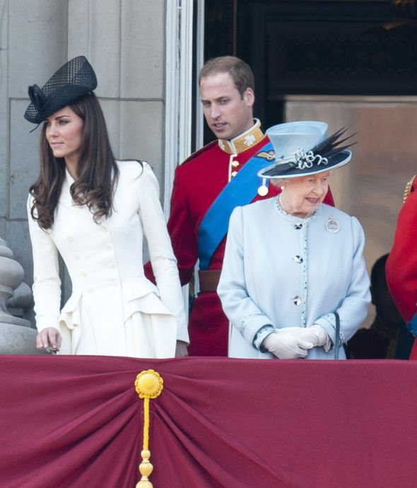 Kate Middleton: Trooping the Colours relationship