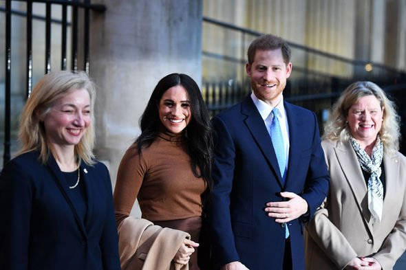 Kate Middleton excluded: Sussex couple