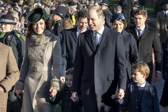 Kate Middleton excluded: Cambridge family