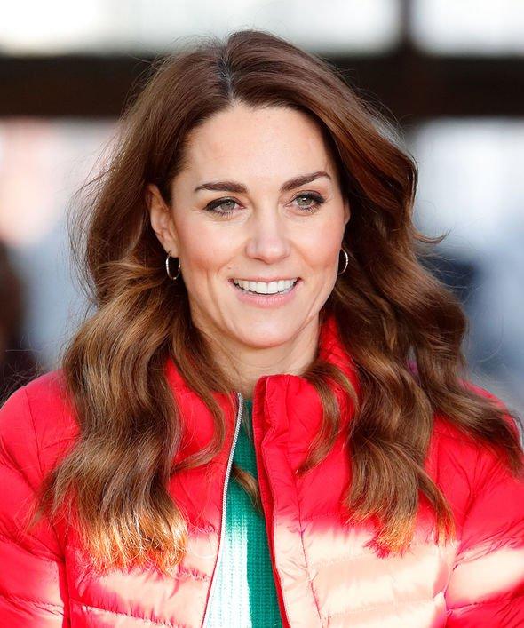 Kate Middleton excluded: Kate Middleton