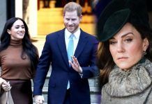 Kate Middleton excluded: Royals