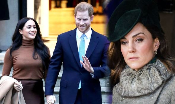 Kate Middleton excluded: Royals