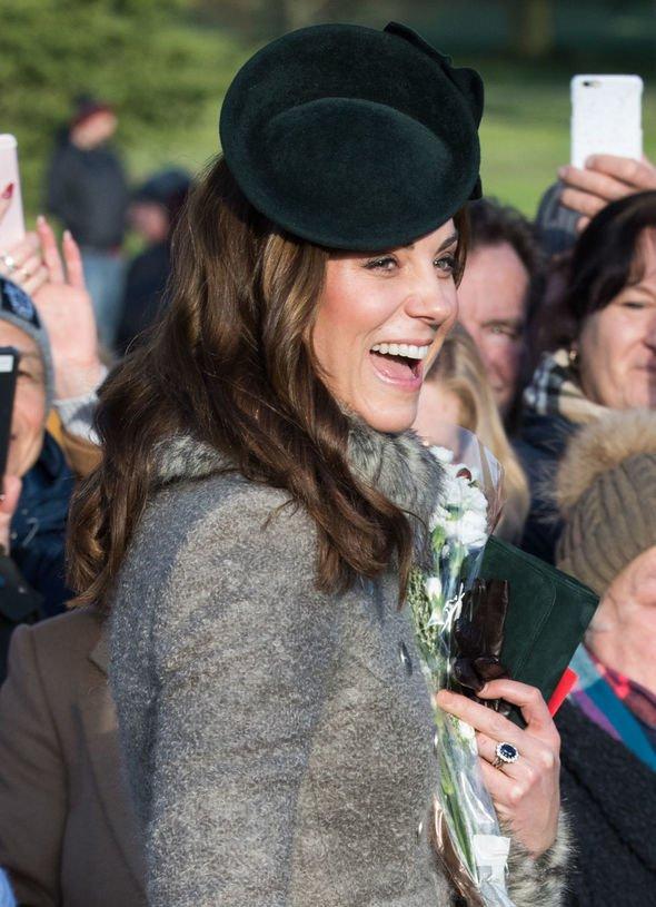 Kate Middleton shock: The Duchess
