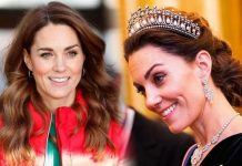 Kate Middleton shock: Kate Duchess of Cambridge