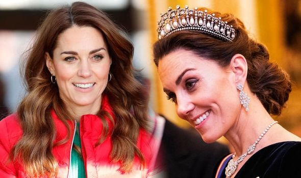 Kate Middleton shock: Kate Duchess of Cambridge
