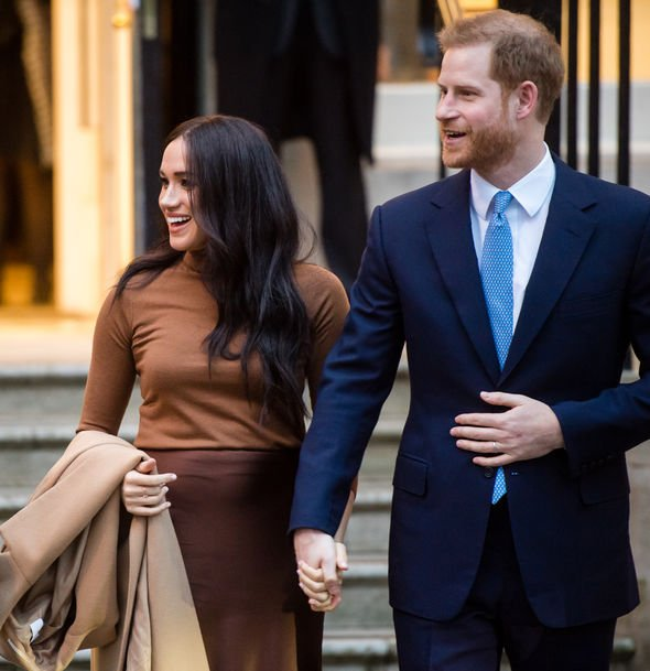 Royal news: Harry and Meghan visited Canada House in London this week