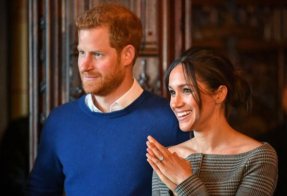 Royal news: Meghan and Harry announced this week they were stepping back from their senior royal roles