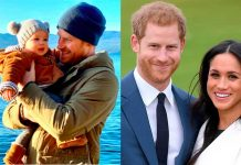 Meghan Markle and Prince Harry share brand new picture of Archie on New Years Eve