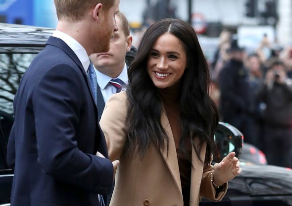 Royal news: Meghan is thought to have returned to Canada
