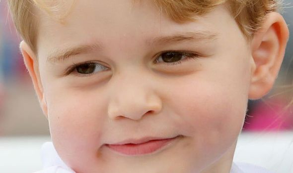 Prince George command: Prince George