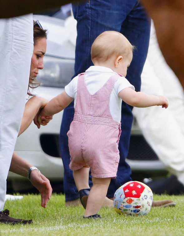 Prince George command: Football