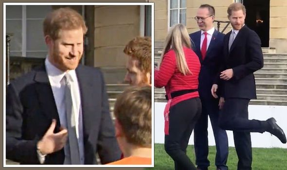 prince harry news rugby league world cup draw mental fitness charter meghan markle latest