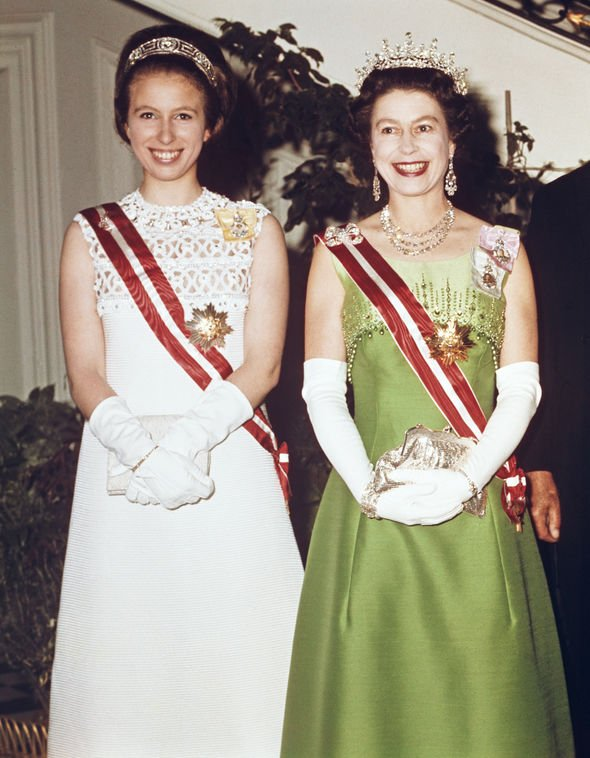 Princess Anne: Royal Queen title Princess Royal
