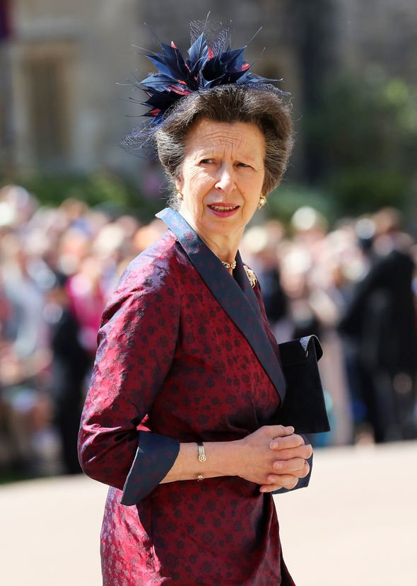 Princess Anne: Royal Queen title royal event