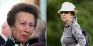 Princess Anne annoyed the press by how she acted in Image GETTY