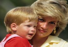 Princess Diana reprimands young prince Harry in viral video clip Image GETTY