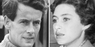 Princess Margaret Princess Margaret left and Group Captain Peter Townsend right Image GETTY