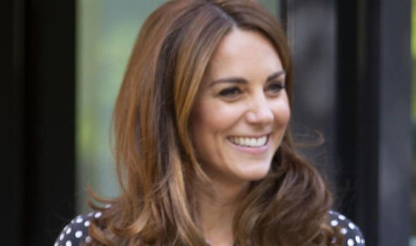 Royal glee: Kate reportedly asked other children what they were dressing up as