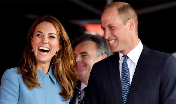 Royal glee: One shopper claimed Kate look 'beautiful as always'