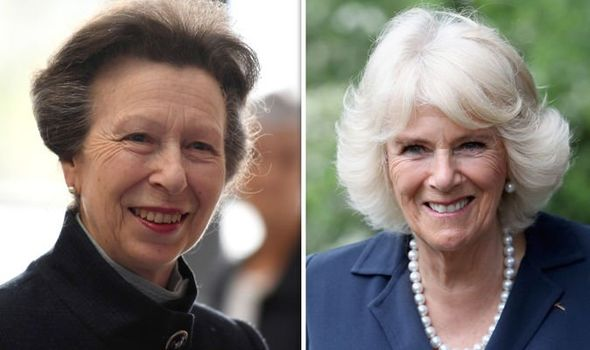 camilla news princess anne duchess of cornwall honorary degree camilla parker bowles royal news