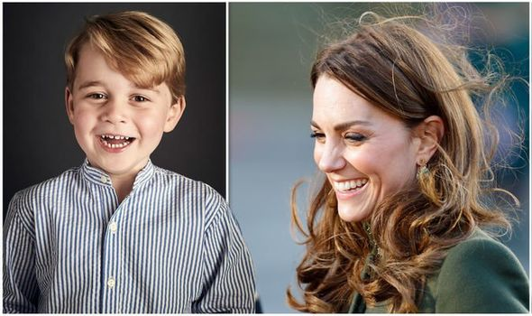 Kate Middleton: Once Prince George is King - what then for Kate?