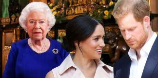 meghan markle prince harry the queen news
