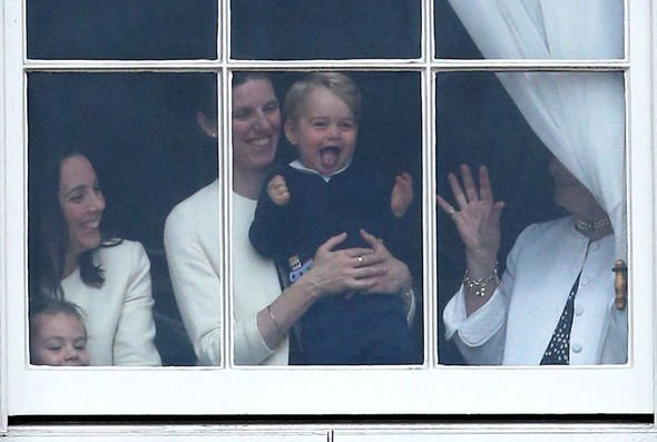 Royal latest: The Cambridge's nanny will often be on-hand at royal events