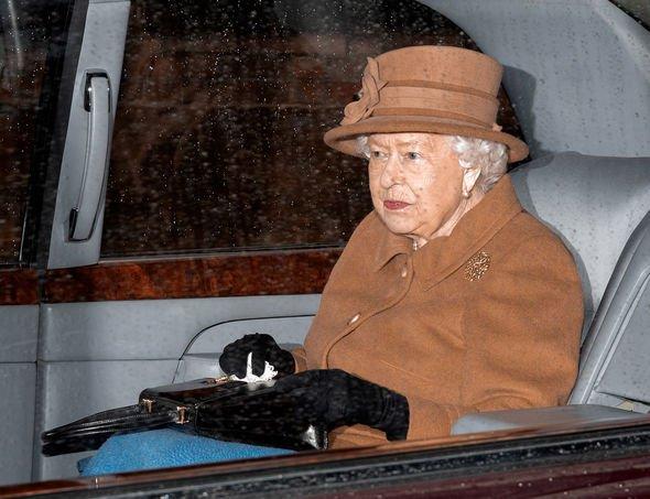 the queen