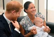 Baby Archie has a similar personality to his father Prince Harry