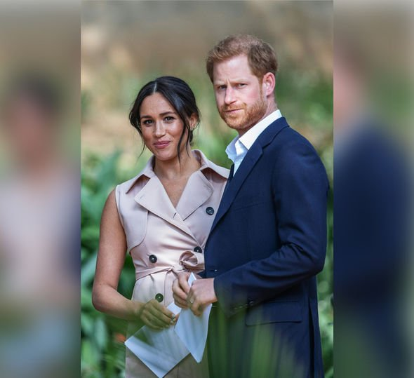 Duke Duchess of Sussex royal news latest meghan markle prince harry