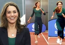 Kate Middleton: Duchess of Cambridge green
