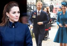 Kate Middleton: Prince Harry body language