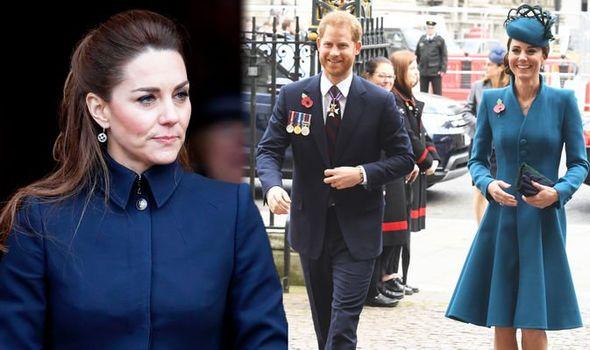 Kate Middleton: Prince Harry body language