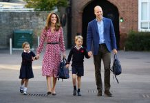 Kate Middleton news: Prince William and Kate taking George and Charlotte to school