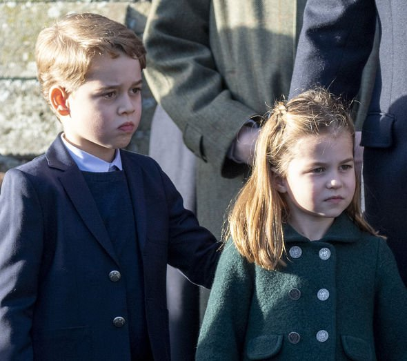 Kate Middleton news: Prince George and Princess Charlotte have been enjoying the outdoors