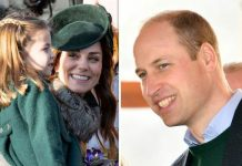Prince William Princess Charlotte Kate Middleton