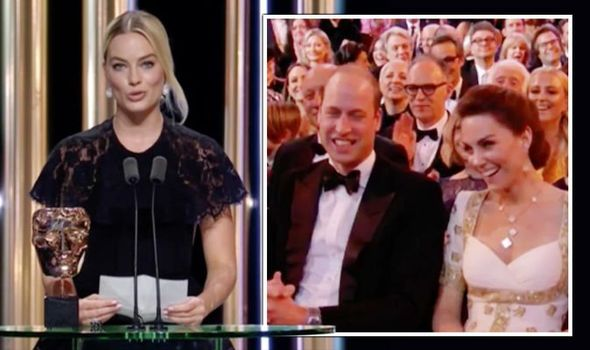 Prince William and Kate Middleton attended the 2020 BAFTAs