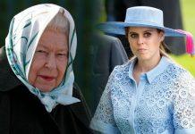 Princess Beatrice wedding: Queen Elizabeth II